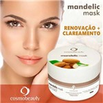 Mascara Facial Clareadora Mandelic Mask - Cosmobeauty 140g