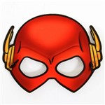 Máscara Flash - Liga da Justiça