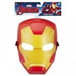 Máscara Homem de Ferro Clássica Infantil   Rubies