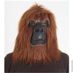 Mascara Macaco Marrom