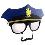 Máscara Óculos Policial