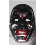 Máscara Samurai Prata