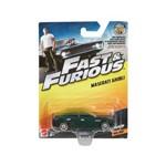 Maserati Ghibli Velozes e Furiosos - Mattel Fcf95