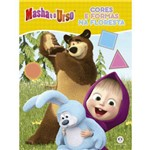 Masha e o Urso - Cores e Formas na Floresta