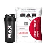 Mass 17500 - 3Kg - Max Titanium - Vitamina de Frutas