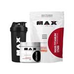 Mass Titanium 17500 3kg (Vitamina de Frutas) + Creatina 100g