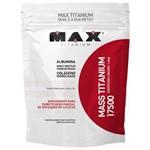 Mass Titanium 17500 Max Titanium Refil 3kg - Morango
