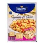 Massa Capeletti Mezzani 400g Carne