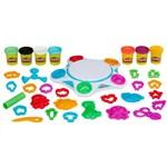 Massa de Modelar Interativa - Play-doh Touch - Moldar a Vida - Hasbro