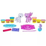 Massa de Modelar - My Little Pony - Diversão Fashion - Hasbro