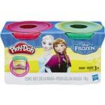 Massa de Modelar Play-doh Disney Frozen - Hasbro