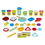 Massa de Modelar - Play-doh - Kitchen Creations - Lanche Divertido - Hasbro