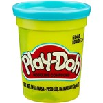 Massa de Modelar Play-Doh Pote Individual Azul - Hasbro