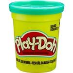 Massa de Modelar Play-Doh Pote Individual Verde Turquesa - Hasbro