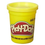 Massa de Modelar - Play-Doh - Potes Individuais 110 Grs - Amarelo - Hasbro
