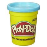 Massa de Modelar - Play-Doh - Potes Individuais 110 Grs - Azul Claro - Hasbro Bivolt