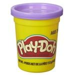 Massa de Modelar - Play-Doh - Potes Individuais 110 Grs - Roxo - Hasbro Bivolt