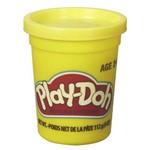Massa de Modelar - Play-Doh - Potes Individuais 112g - Amarelo - Hasbro - B7412/B6756