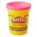 Massa de Modelar - Play-Doh - Potes Individuais 112g - Rosa Claro - Hasbro - B8177/B6756
