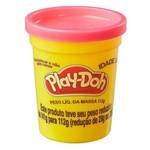 Massa de Modelar - Play-Doh - Potes Individuais 112g - Vermelho Rubi - Hasbro - B8176/B6756