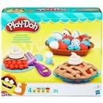 Massa de Modelar Tortas Divertidas Play-Doh Hasbro Amarelo