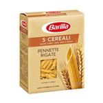 Massa Grano Duro Pennette Rigate 5 Cereali Barilla 400 G