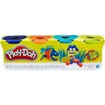Massa Modelar Play-Doh com 4 Potes Peixe - Hasbro