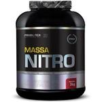 Massa Nitro 3kg - Morango