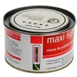 Massa Poliéster Maxi Light 900G Maxi Rubber