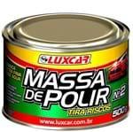 Massa Polir Luxcar 500g Tira Riscos