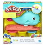 Massinha Play Doh Baleia Divertida Hasbro