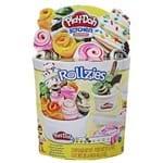 Massinha Play-Doh - Fábrica de Sorvetes Rollzies E8055 - HASBRO