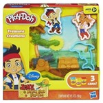 Massinha Play-Doh Jake e os Piratas - Hasbro A6075