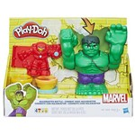 Massinha Play Doh Marvel Hulk Hasbro