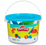 Massinha Play-Doh - Mini Balde Números - Hasbro Massinha Play-Doh - Mini Balde Praia - Hasbro