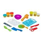 Massinha Play-Doh - Moldar e Fatiar - Hasbro