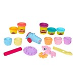 Massinha Play-Doh Pinkie Pie My Little Pony - Festa de Cupcakes - Hasbro