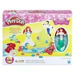 Massinha Play-Doh - Princesas Disney - Casamento no Fundo do Mar - HASBRO