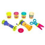 Massinha Play-doh - Super Ferramentas - Flip Confetti Ez - Hasbro