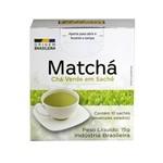 Matchá Chá Verde 10 Sachês - Mn Própolis 15g