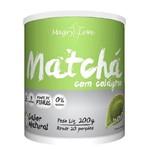 Matchá com Colágeno 200g - Apisnutri