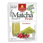 Matcha Fruit Sabor Cranberry Grings 6g