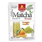 Matcha Fruit Sabor Tangerina com Gengibre Grings 6g