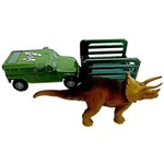 Matchbox Jurassic World - Transportador Tricera
