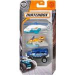 Matchbox - Pack com 3 - Fmv42 - Mattel