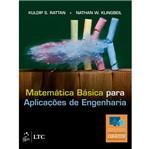 Matematica Basica para Aplicacoes de Engenharia - Ltc