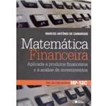 Matematica Financeira - Saraiva
