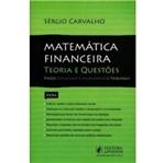Matematica Financeira Teoria e Questoes - Juspodivm