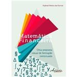 Matemática Financeira: uma Proposta Visual de Formação Continuada