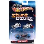 MATTEL - Carrinho Bone Shaker - Stunt Devils - Hotwheels - X9612